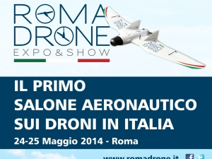 Aibotix Italia a RomaDrone